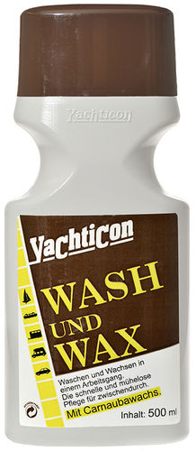 Yachticon Wash und Wax