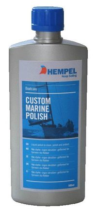 Hempel Custom Marine Polish New