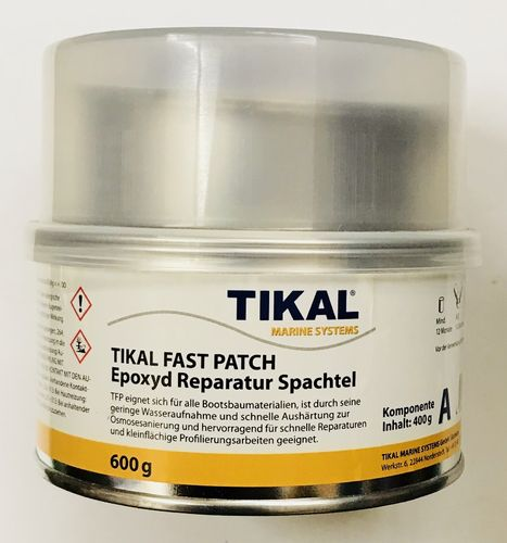 TIKAL Fast Patch Epoxy Spachtel 600 g