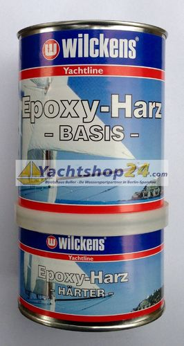 Wilckens Epoxy Harz / 750ml